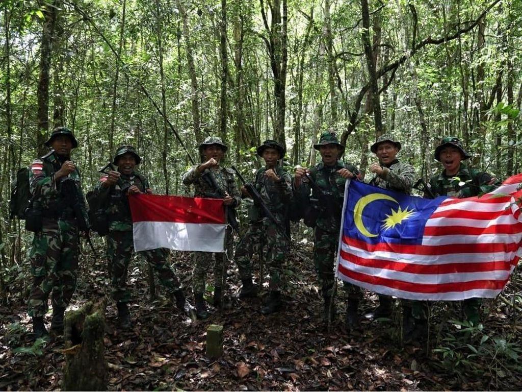 Jalan Terang PLN Dukung Prajurit Perbatasan Kalimantan-Malaysia