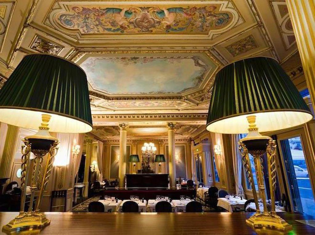 5 Kafe Mewah Bernuansa Klasik yang Ada di Dunia