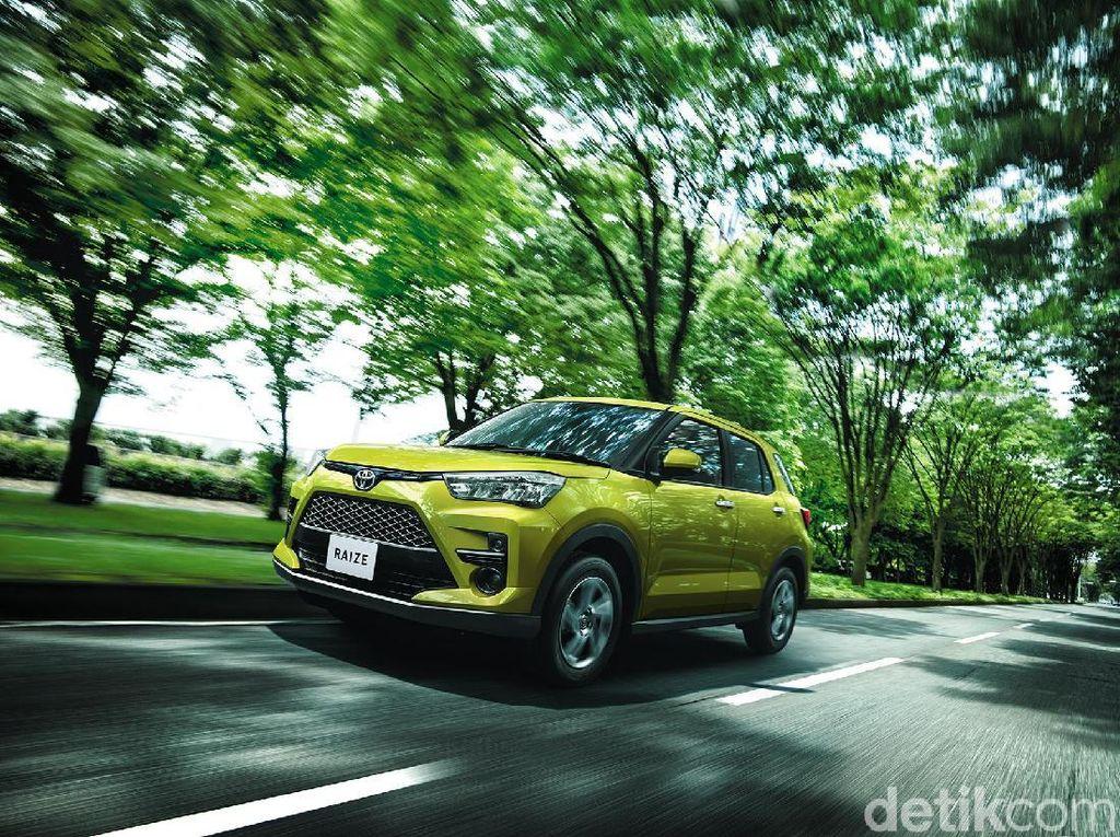 Toyota Resmi Jual Raize, Harga Lebih Murah dari Rocky