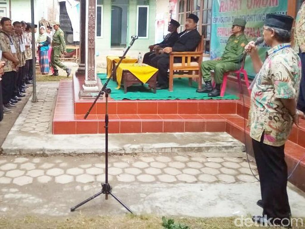 54 Desa di Kebumen Gelar Pilkades Serentak Gelombang III Hari Ini