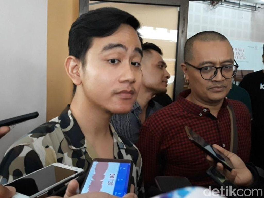 Siapkah Ditugasi PDIP Jadi Wawali? Gibran: Saya Daftarnya Wali Kota