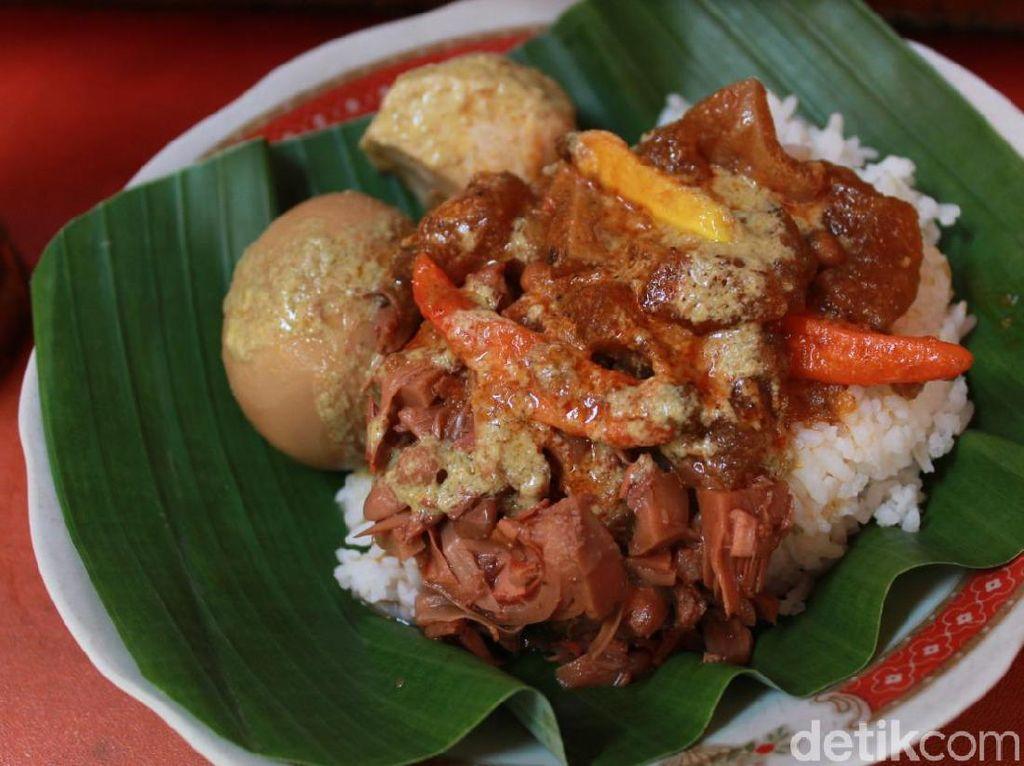 5 Gudeg Legendaris di Yogyakarta, Ada Gudeg Bu Tinah dan Yu Djum