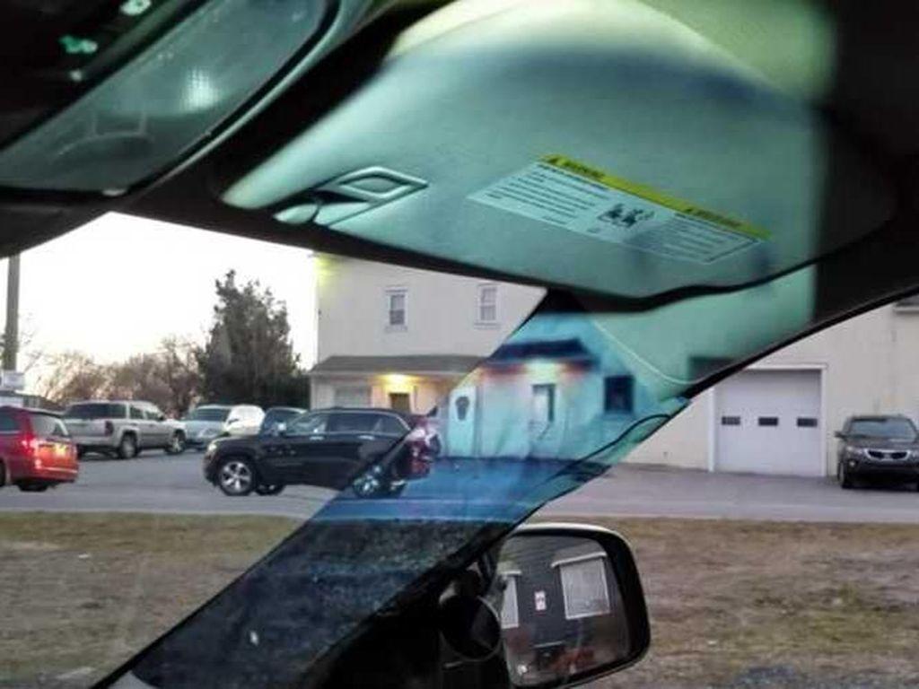 Remaja Ini Temukan Solusi Hilangkan Blindspot Kendaraan