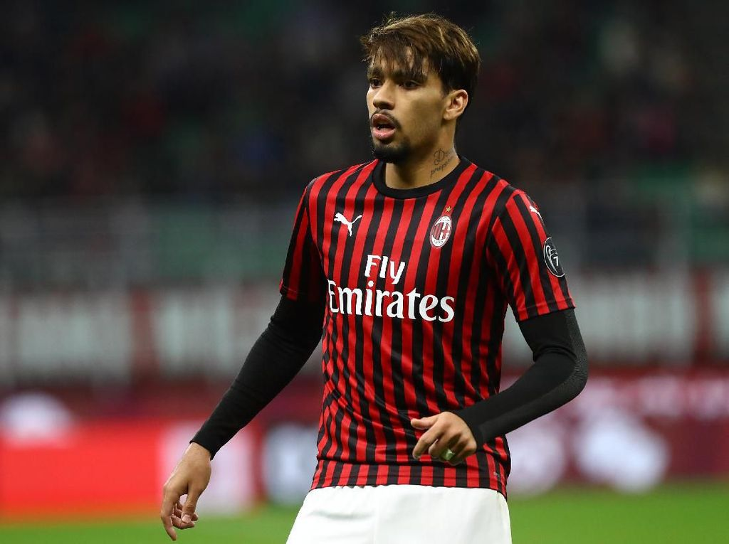 AC Milan Sudah Layaknya Rumah Kedua untuk Lucas Paqueta
