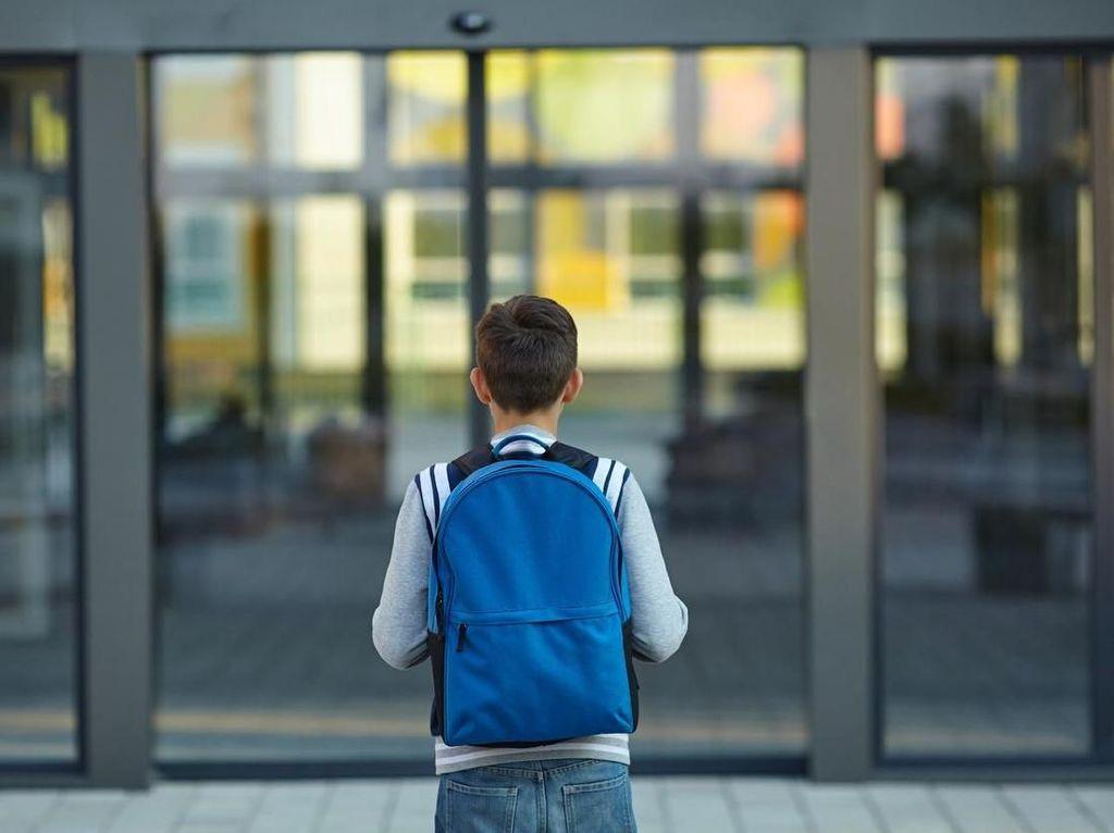 Bocah 6 Tahun di AS Bawa Pistol Penuh Peluru ke Sekolahnya
