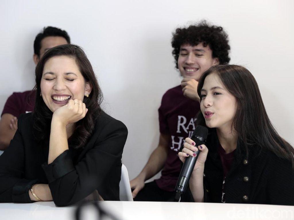 Reaksi Zara hingga Hannah Al Rashid Nonton Trailer Ratu Ilmu Hitam