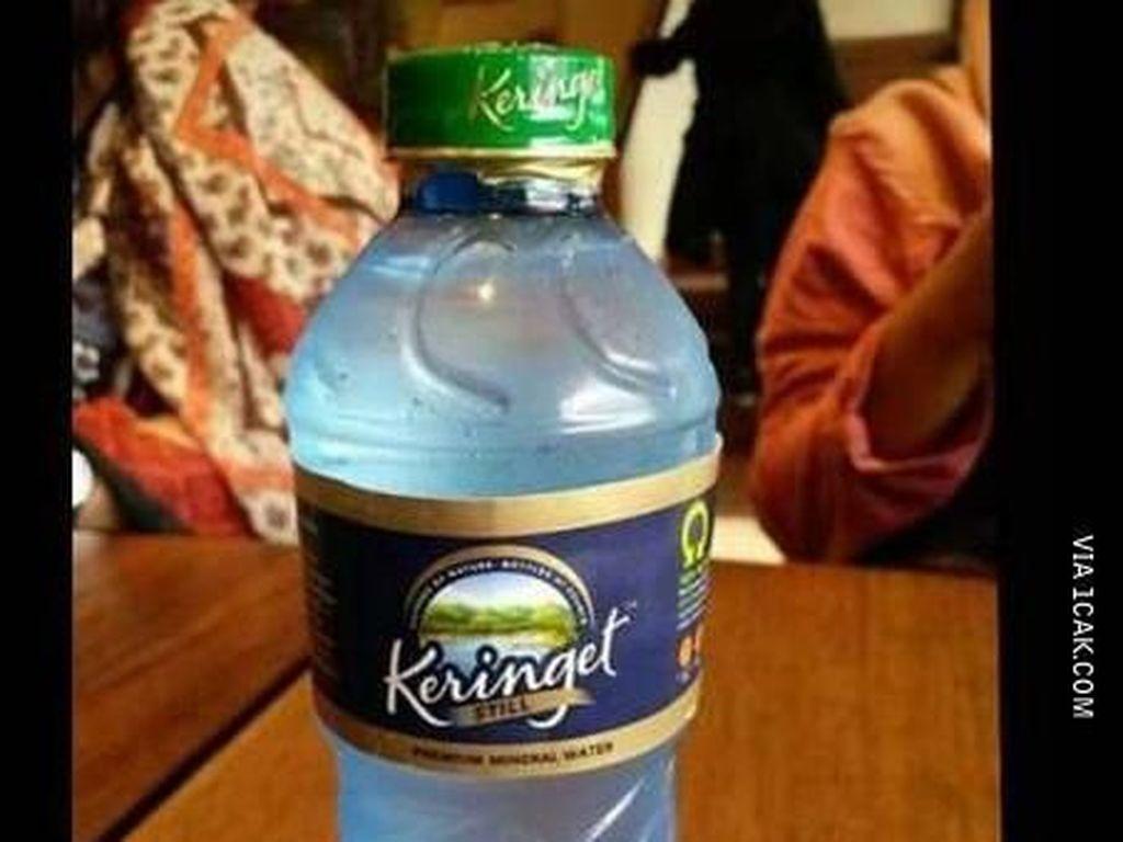 Ngakak! 10 Air Mineral Ini Punya Merek yang Aneh