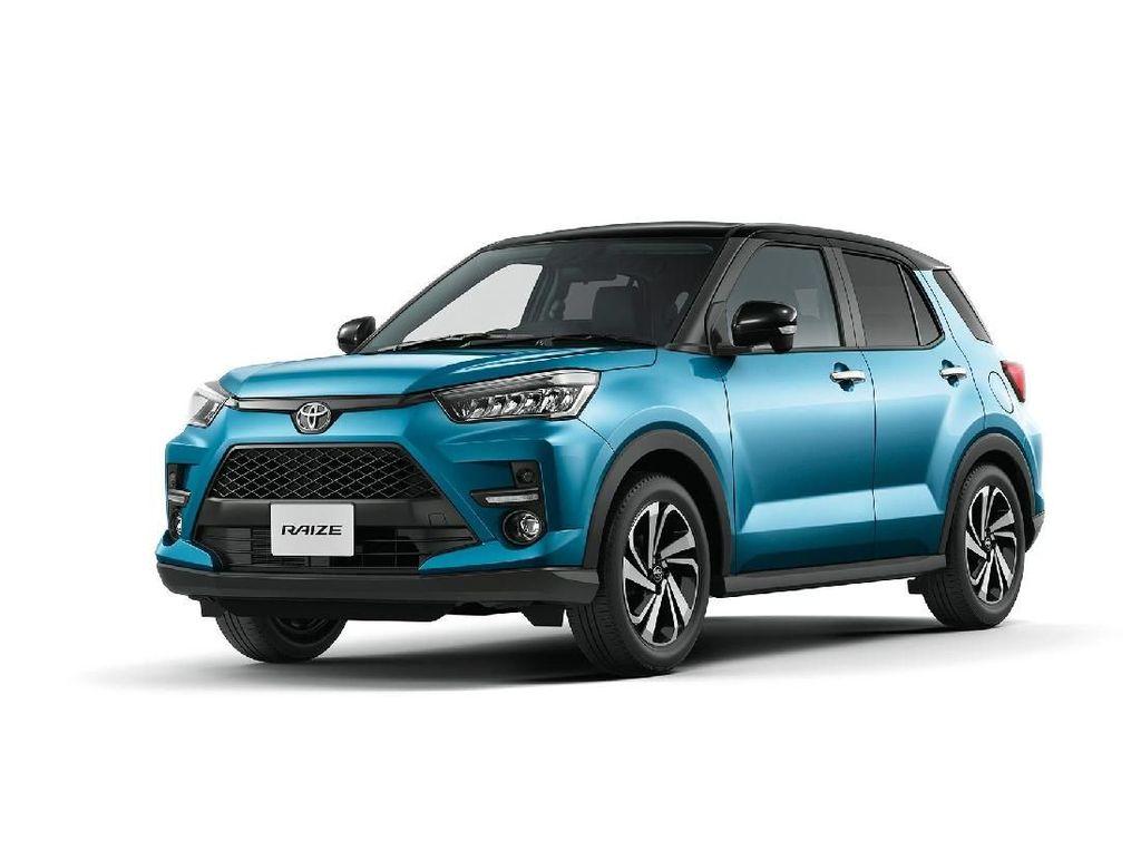 SUV Anyar Toyota Raize
