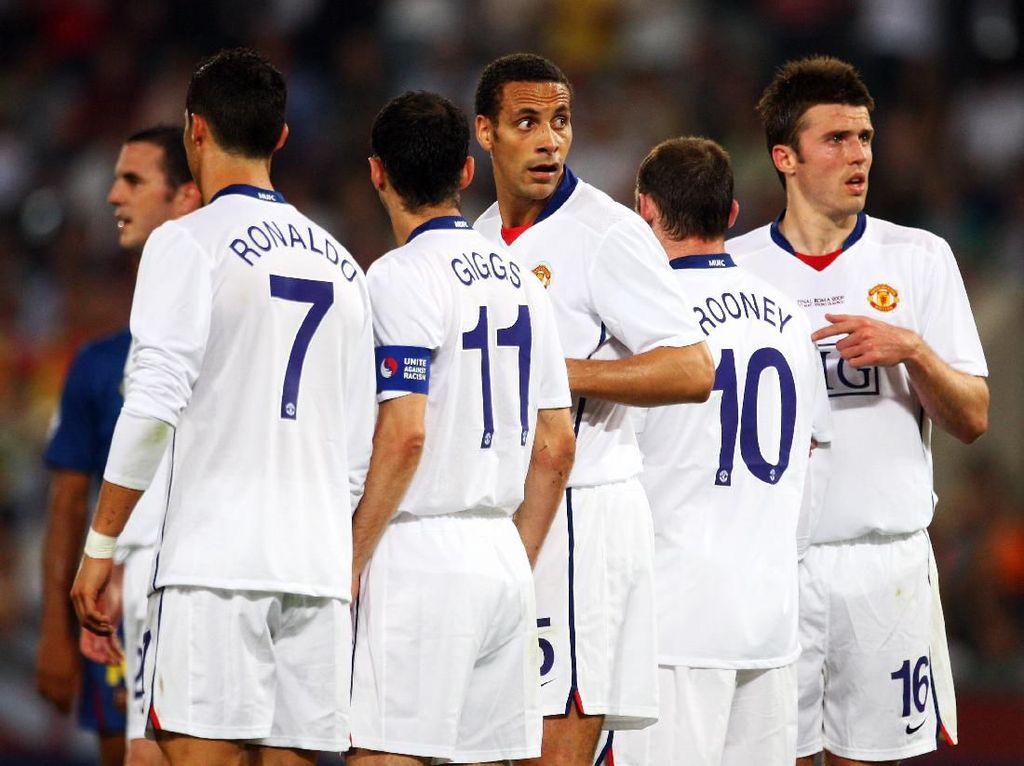 Guardiola Puji 9 Pemain MU....yang Dulu