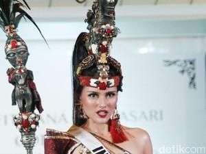 Adat Batak Kaprikornus Inspirasi Kostum Nasional Puteri Indonesia Pariwisata 2019