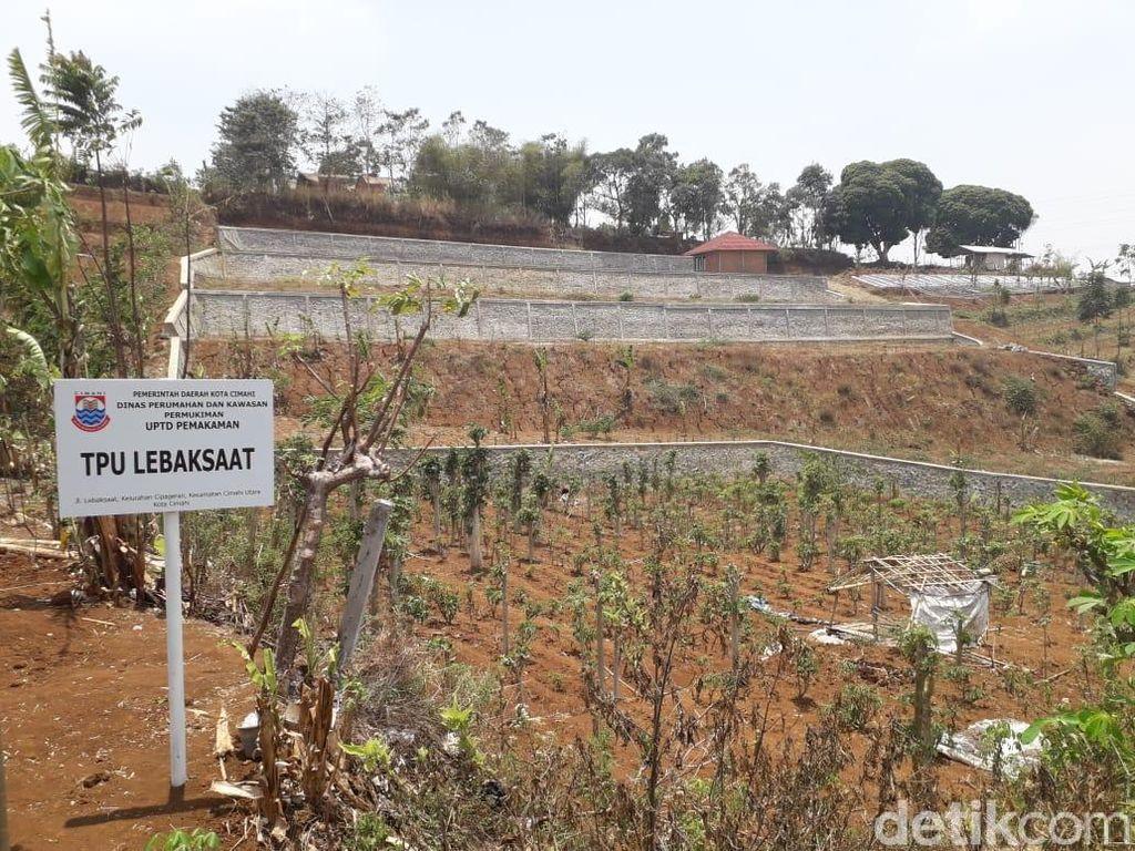 1 Tahun Warga Cimahi Ini Perjuangkan Tanahnya yang Diserobot Proyek Pemakaman