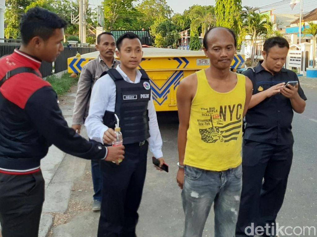 Seorang Sopir Ditangkap karena Simpan Sabu di Kolong Truk