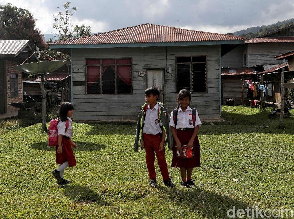 Asa Warga di Tapal Batas Usai Listrik Terangi Wilayahnya
