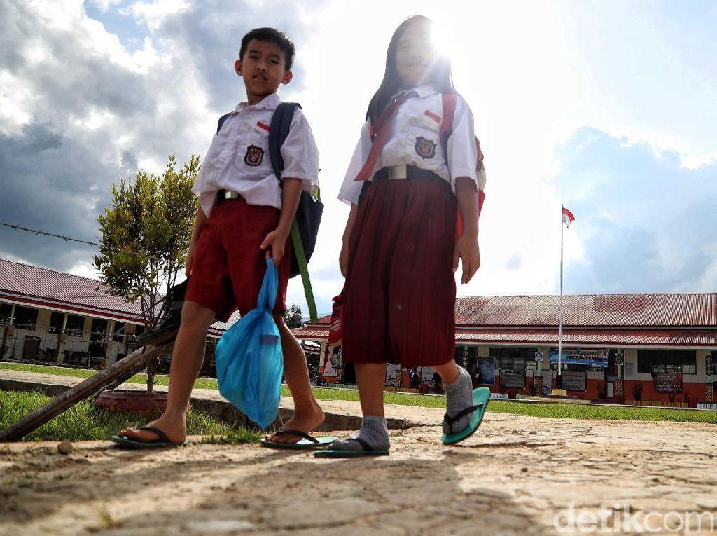 Curhat Guru Sekolah Indonesia di Malaysia, Putar Otak Jaga Semangat Murid