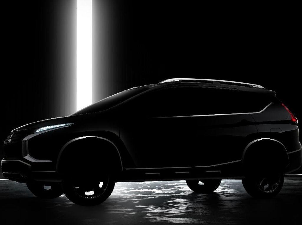 Lagi, Ini Dia Bocoran Xpander Versi SUV