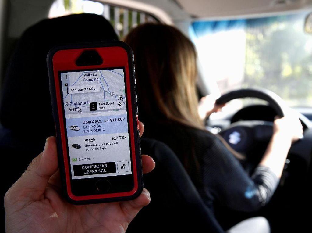 Uber Tangguhkan 240 Akun Pengguna karena Virus Corona