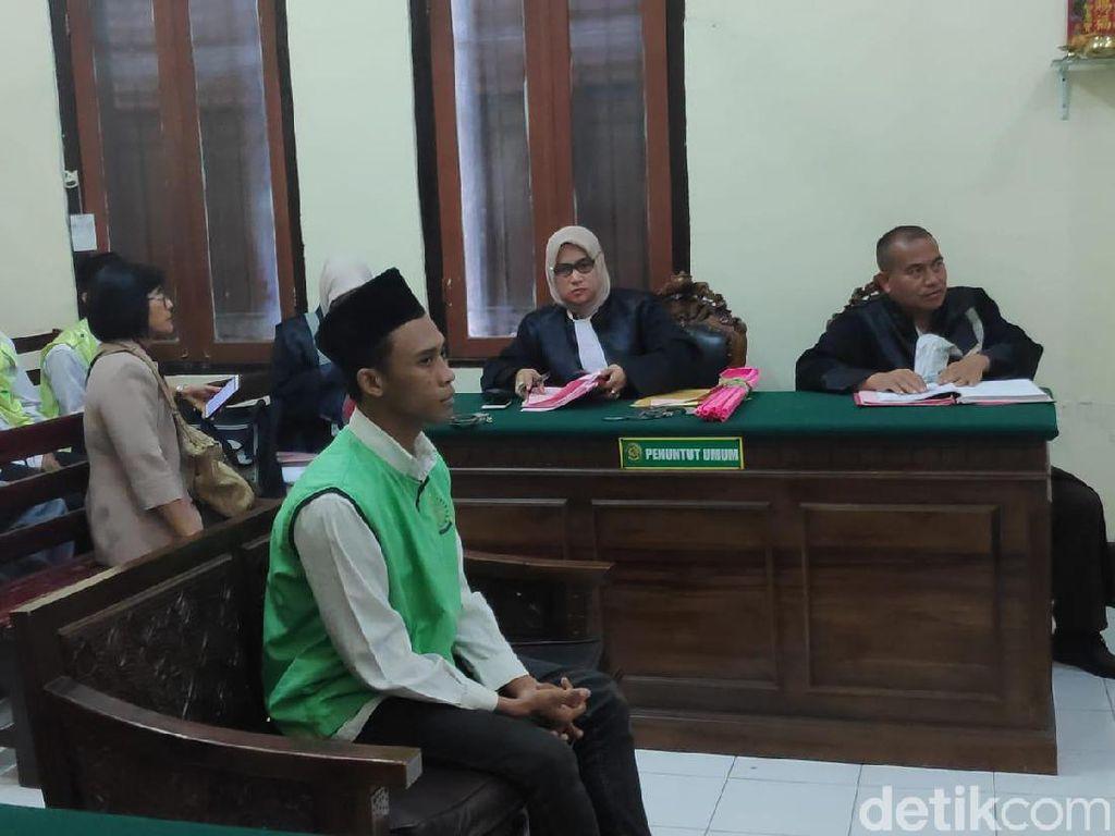 Jambret Sadis yang Tewaskan Korbannya di Surabaya Divonis 15 Tahun Penjara