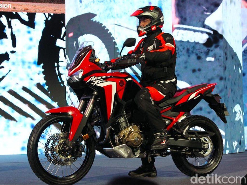 Aneka Motor Baru Honda di EICMA 2019