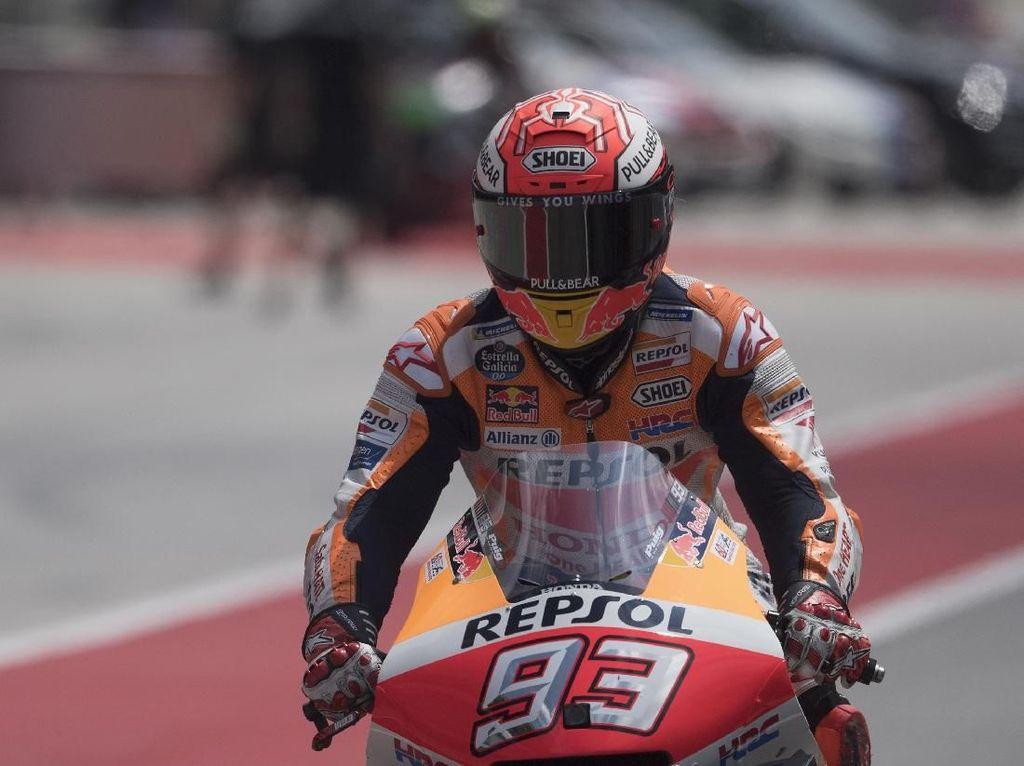 Alex Akan Didepak, Marc Marquez Pertimbangkan Tinggalkan Honda?