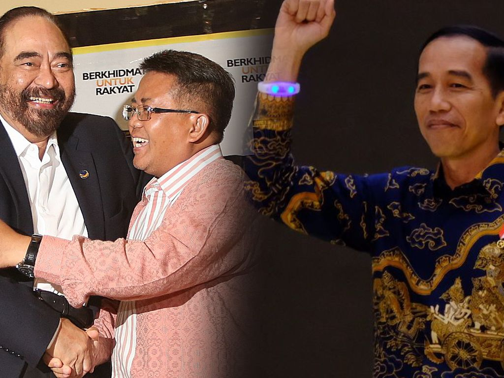 Sindiran Jokowi, Antara Humor Tinggi dan Kiat Jaga Koalisi