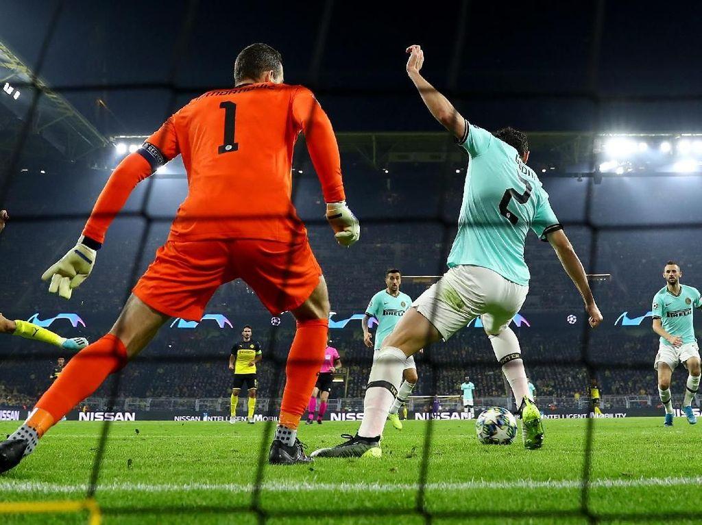 Inter Kalah Usai Unggul Dua Gol, Conte Kecewa Sekaligus Jengkel