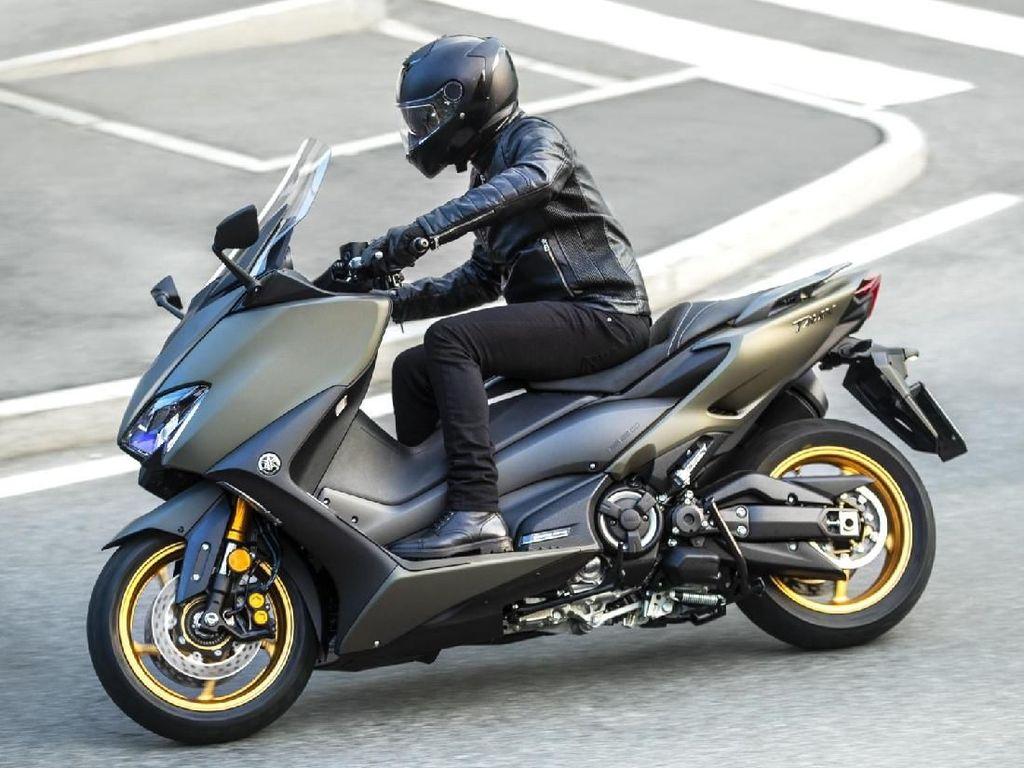 Yamaha Belum Mau Hadirkan Lawan Honda ADV