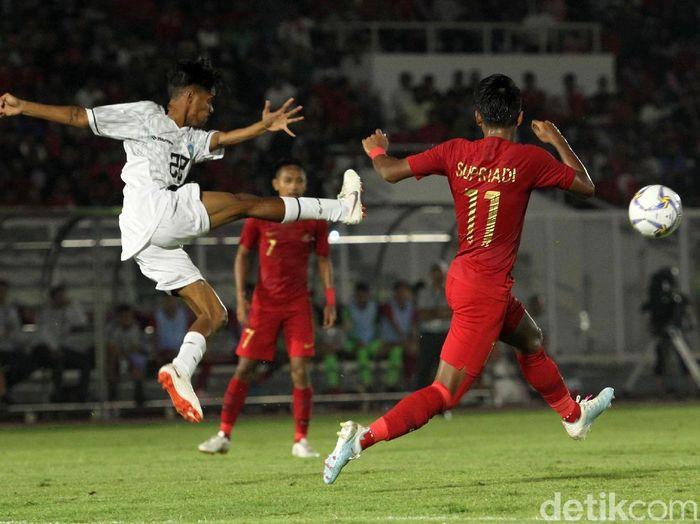 Link live streaming Timnas Indonesia U-19 melawan Hong Kong di lanjutan Kualifikasi Piala Asia U-19 2020. (Foto: Rifkianto Nugroho/detikcom)
