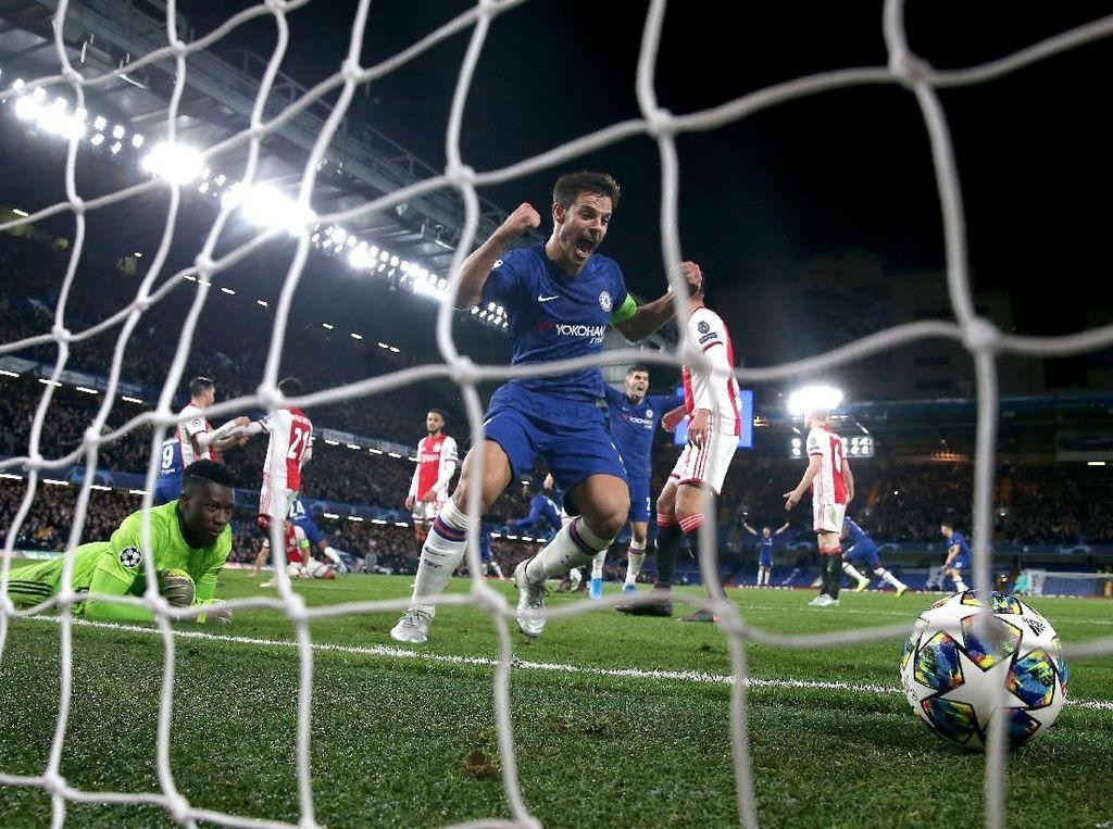 Chelsea Vs Lille: The Blues, Bisa Lolos atau Tidak?