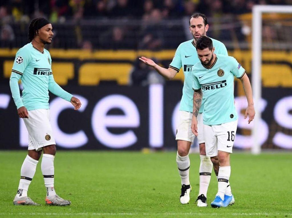 Kekalahan dari Dortmund Bukti Buruknya Kedalaman Skuat Inter