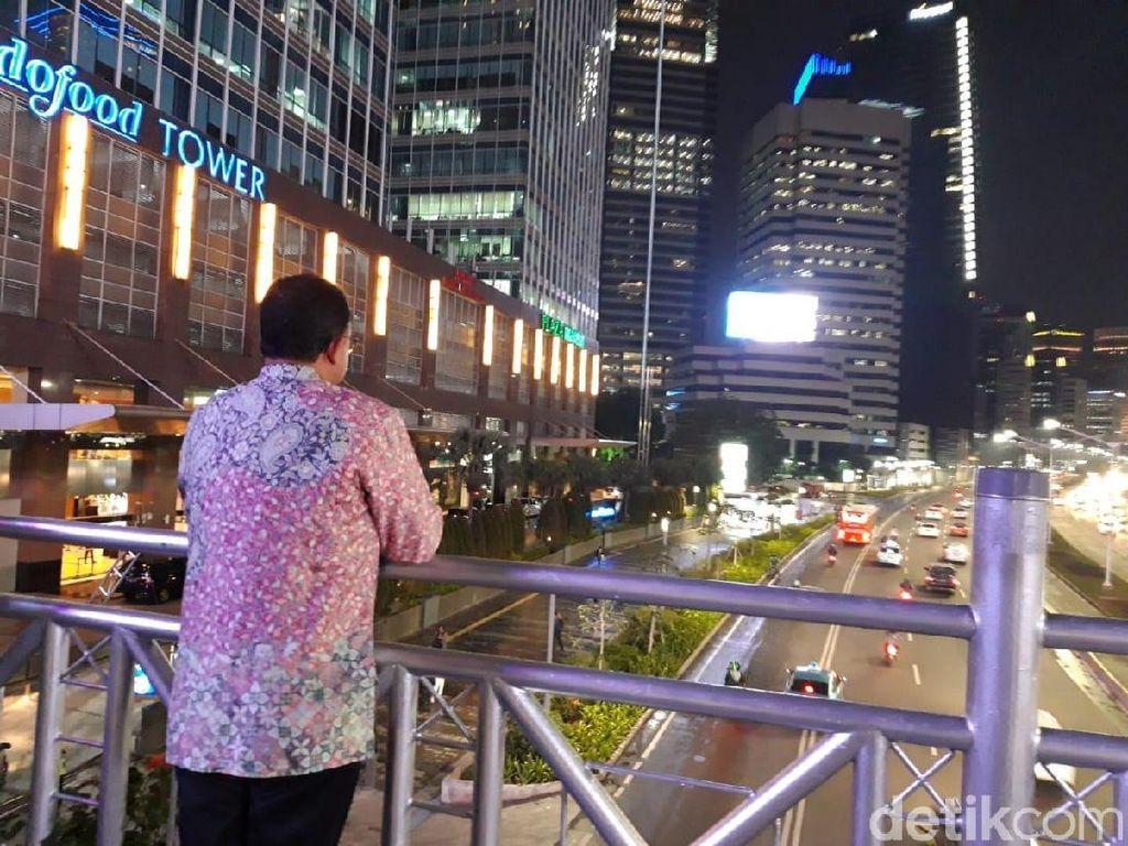 Cerita Turunnya Kemacetan Dibanggakan Anies Baswedan