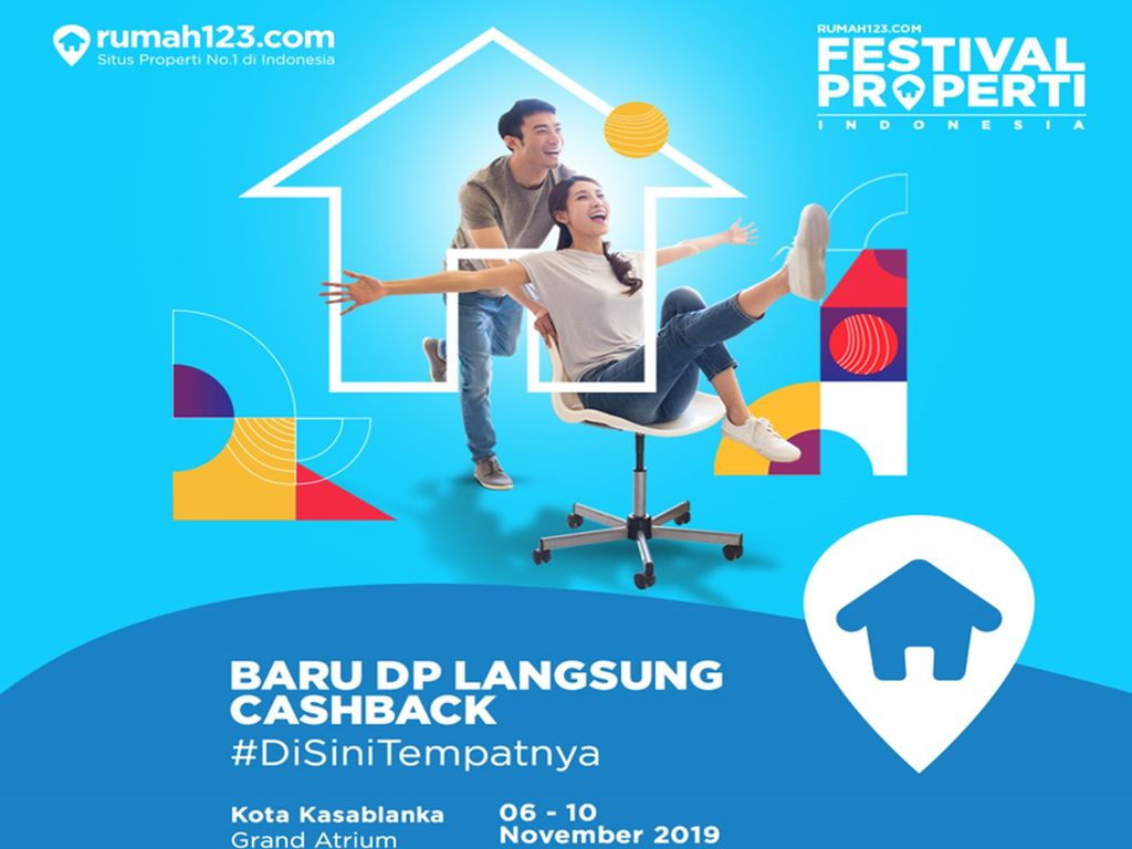Tren Properti Positif, Festival Properti Indonesia Kembali Digelar