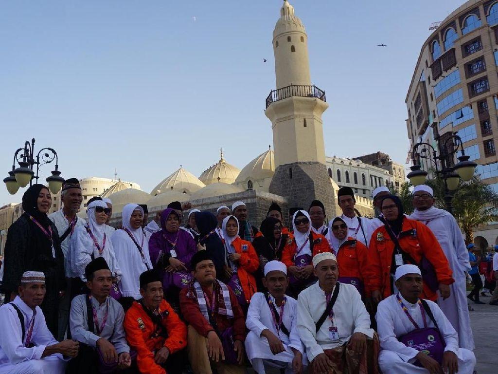 Belajar Sejarah Islam, Marbut-Majelis Taklim DKI Kunjungi Masjid Abu Bakar-Ali