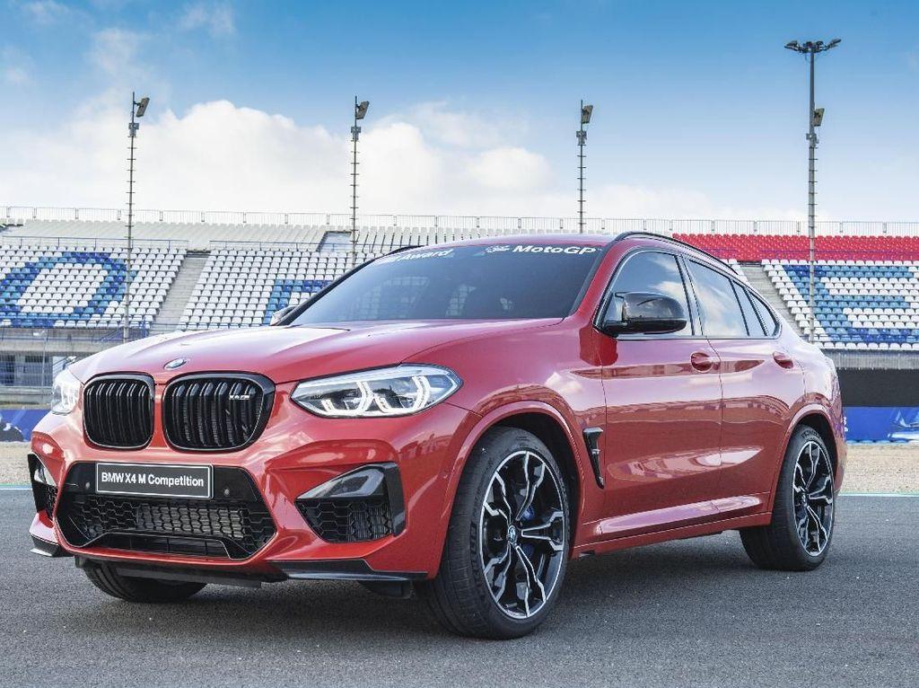 Tentang Mobil Baru BMW yang Bakal Penuhi Garasi Marc Marquez