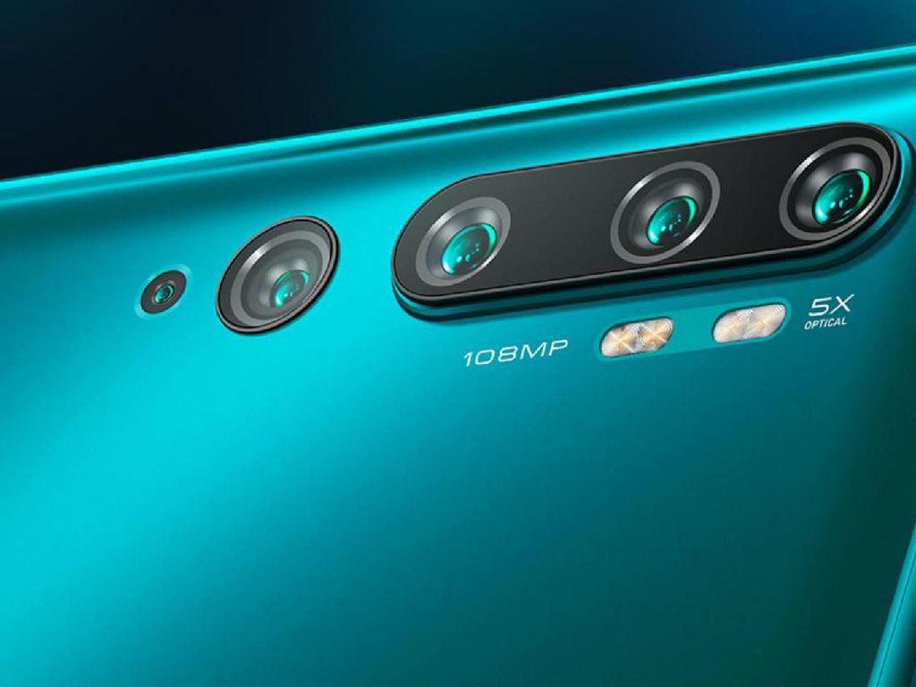 Ponsel Berkamera 108 MP Pertama di Dunia Resmi Dirilis