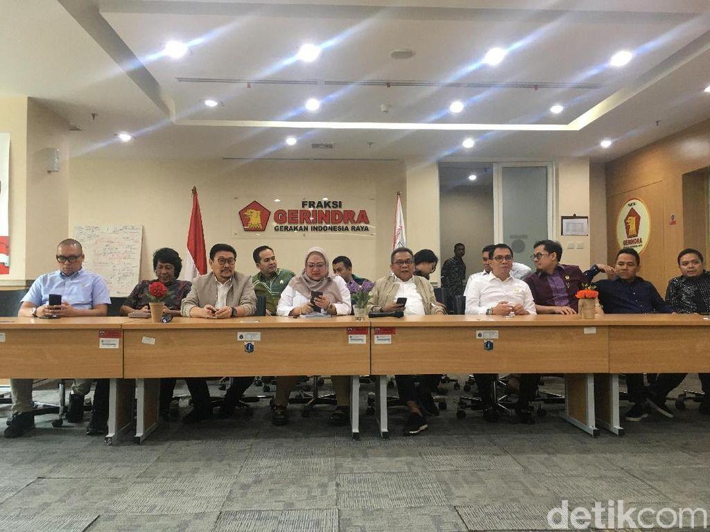Gerindra DKI Klaim Pembahasan KUA-PPAS Transparan Meski Tak Diunggah