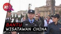 Ada Polisi China Bertugas di Italia