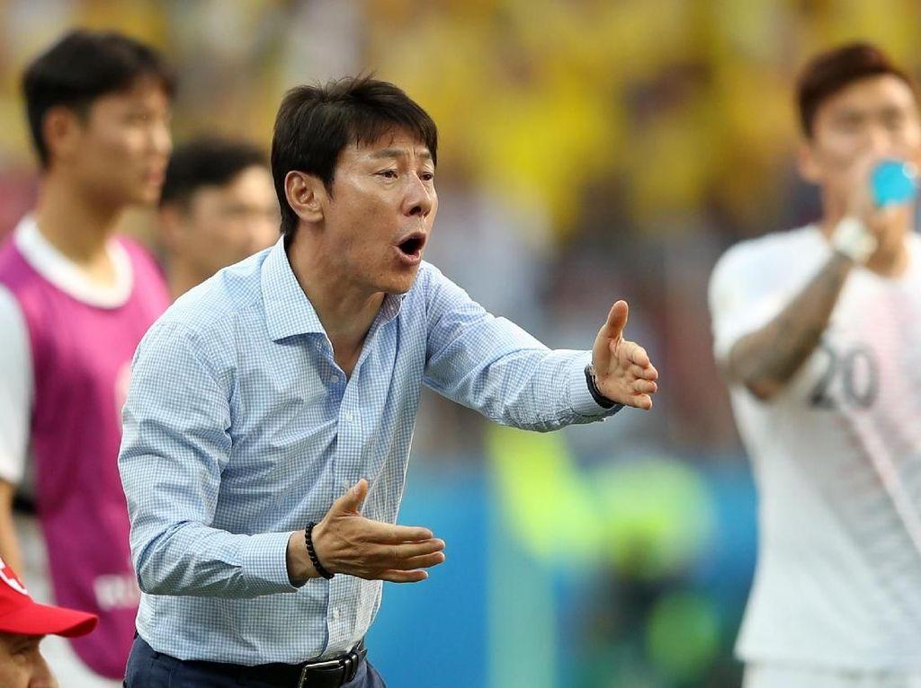 PSSI Indikasikan Gaet Shin Tae-yong untuk Gantikan Simon