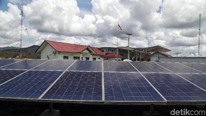 Realisasi aksesori energi gres terbarukan di RI terbilang memble. Foto: Pradita Utama