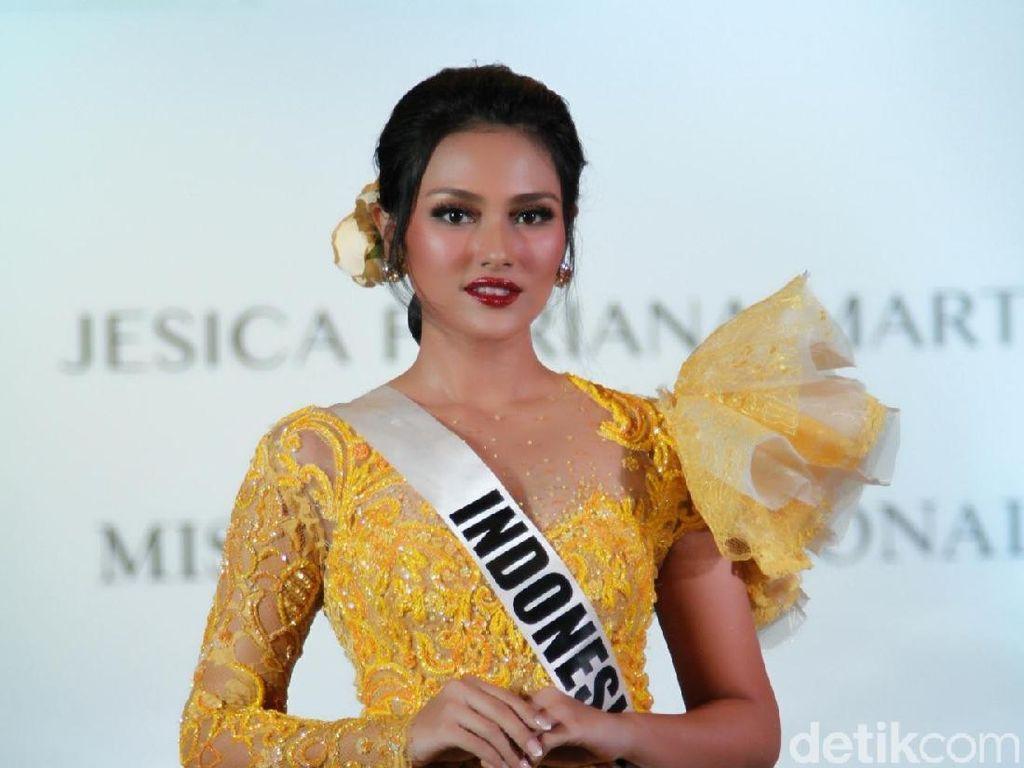 Cantiknya Jesica, Sarjana ITB yang Akan Ikut Miss Supranational 2019