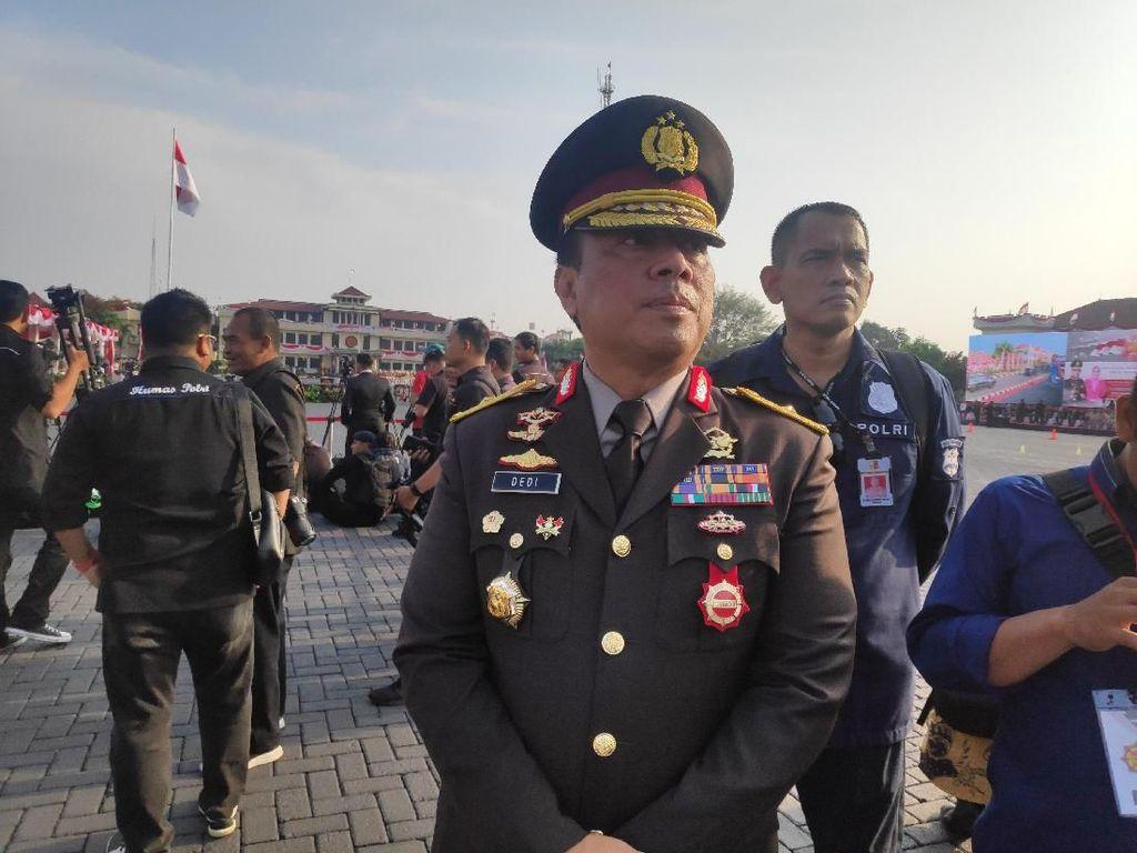 Tito Karnavian akan Serahkan Panji Tribrata Polri ke Kapolri Idham Azis