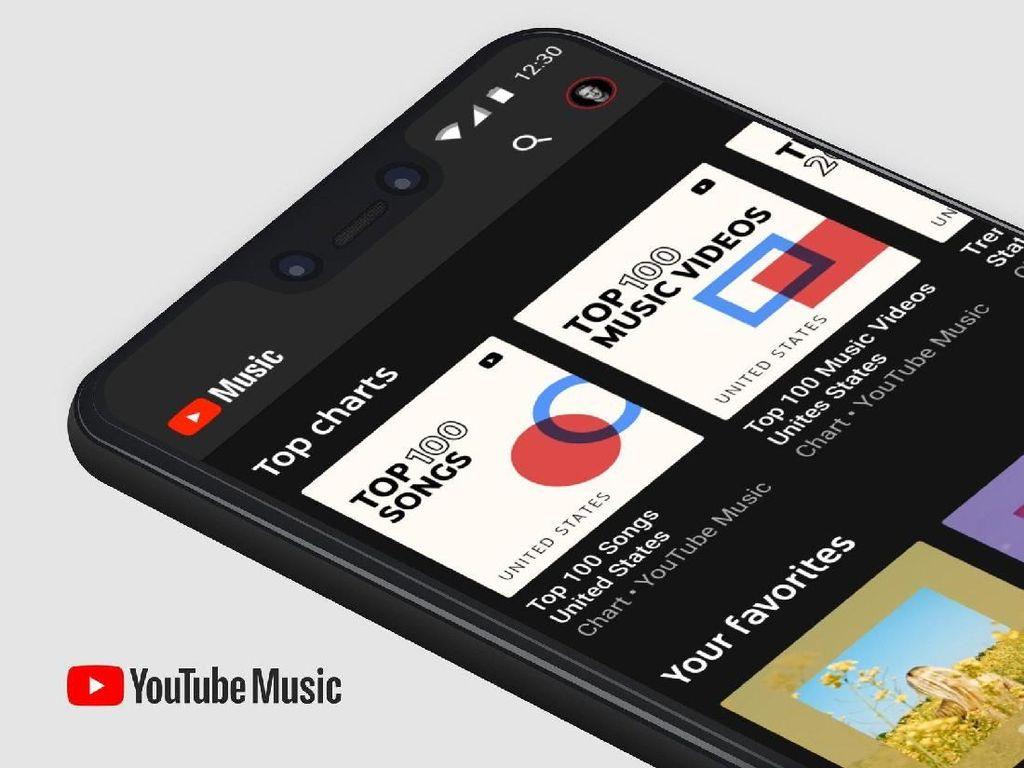 YouTube Music Capai 500 Juta Unduhan