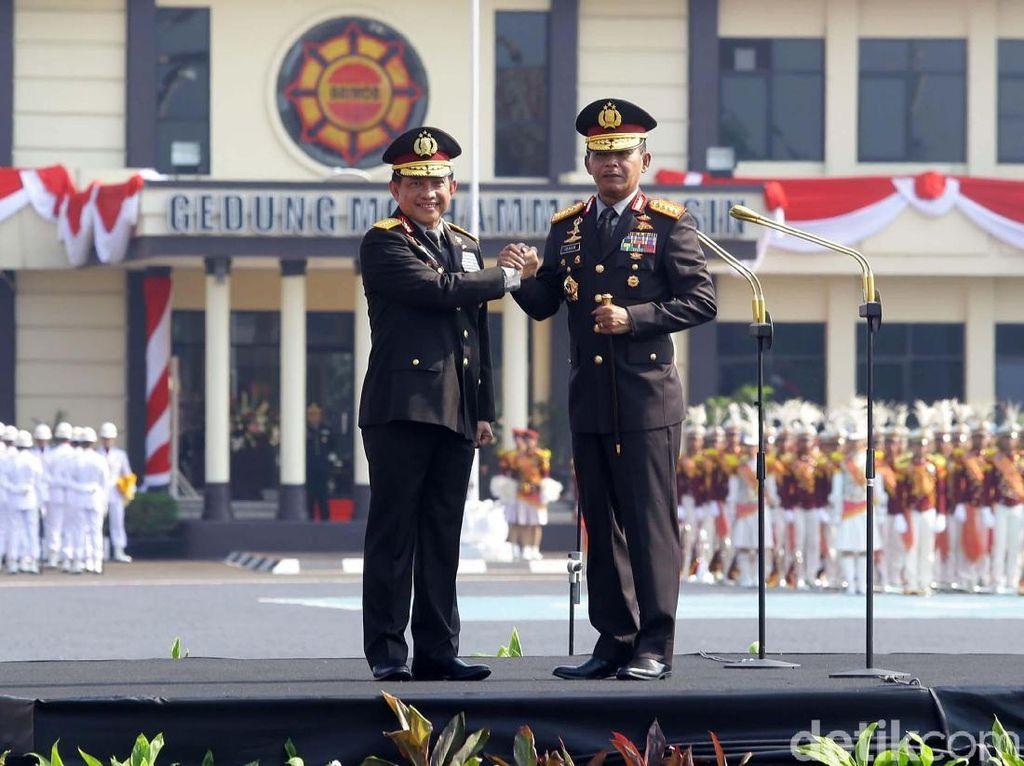 Ditugasi Jokowi Jadi Kapolri, Idham Azis: Ibarat Main Gaple, Ini Bala Kosong