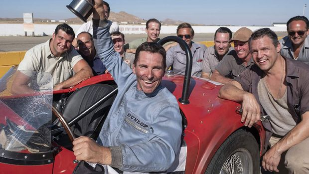 Film Ford v Ferrari meraih nominasi Golden Globe Awards 2020.