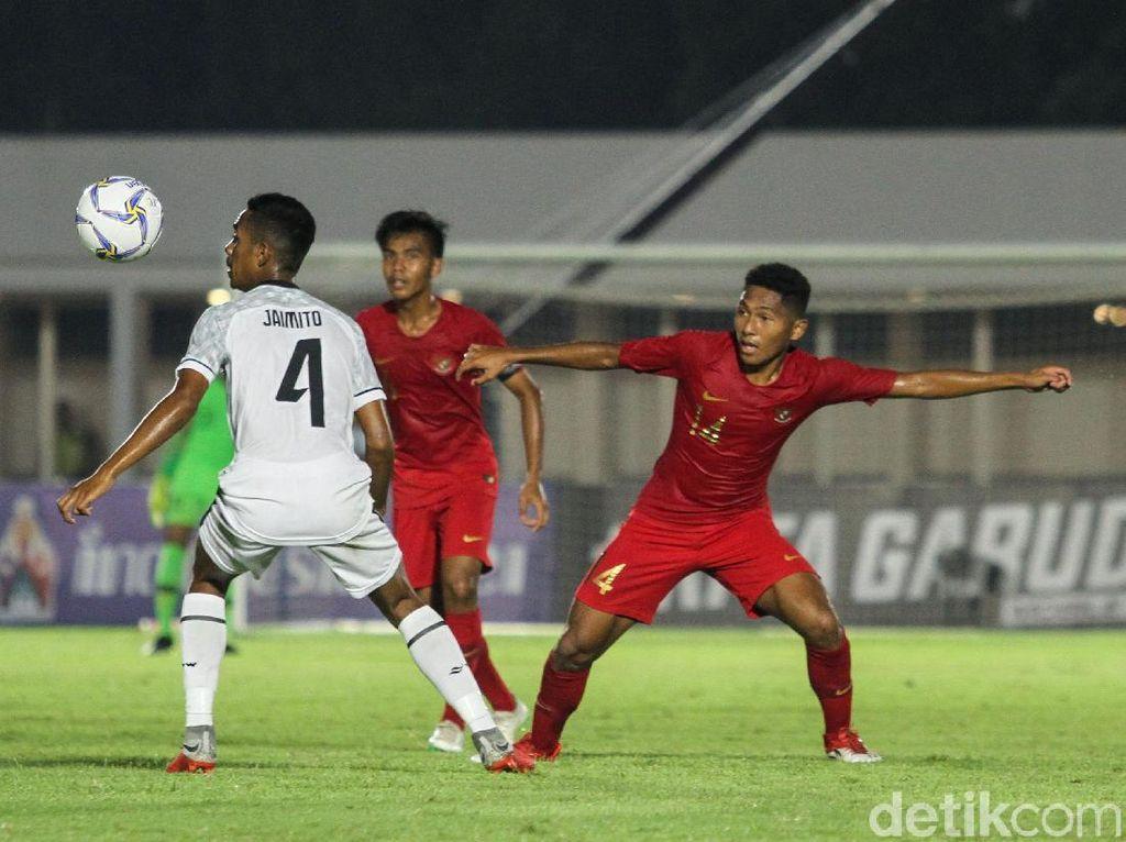 Fathur Rachman: Timnas U-19 Menang karena Kerja Keras