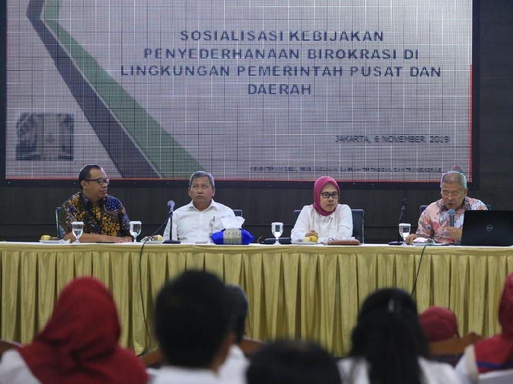Sederhanakan Birokrasi, Kemendes PDTT Pangkas Jabatan Eselon