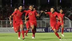 Live Report: Indonesia Vs Korea Utara