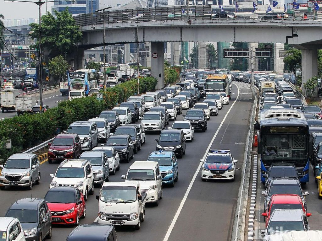 Perhatian! Tol Dalam Kota Jakarta Sudah Tak Gratis Lagi