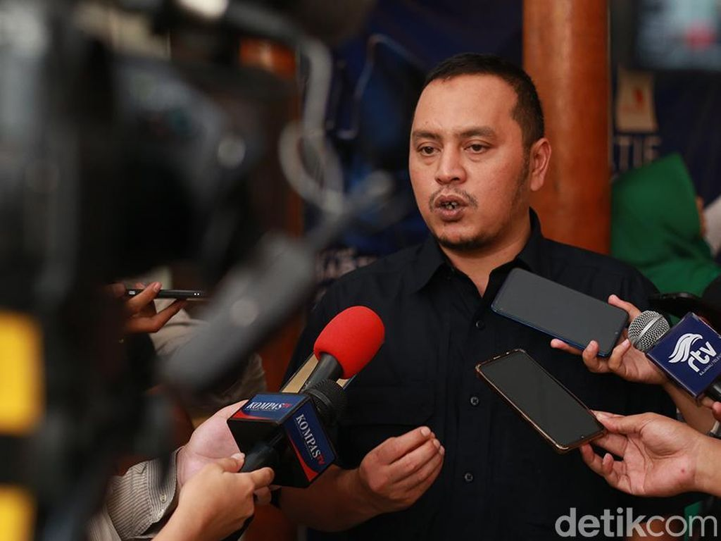 NasDem Anggap Manuver Amien Rais soal Reshuffle demi Pengaruhi Jokowi