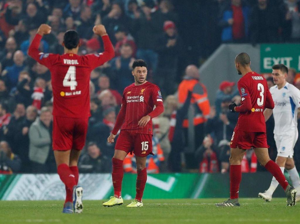 Klasemen Liga Champions: Sengit di Grup H, Liverpool Salip Napoli