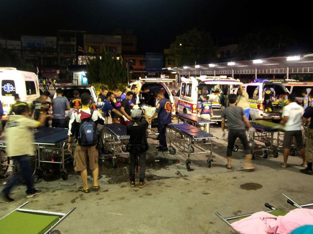 15 Orang Tewas dalam Serangan Pemberontak di Thailand Selatan
